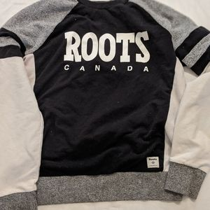 Womens Roots Sweater